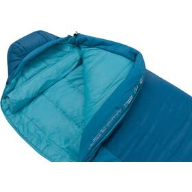 Sea to Summit Venture VtII Sleeping Bag long Women aegean/carribean